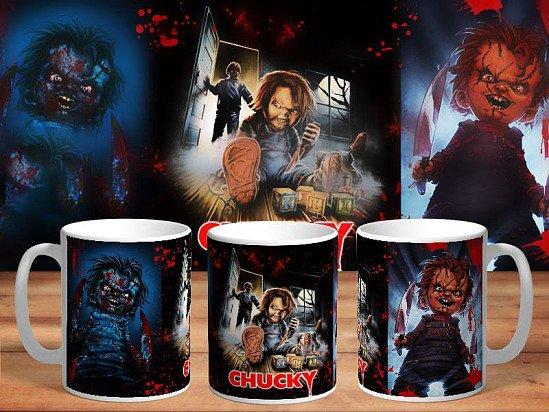 Win a Halloween Chucky Mug