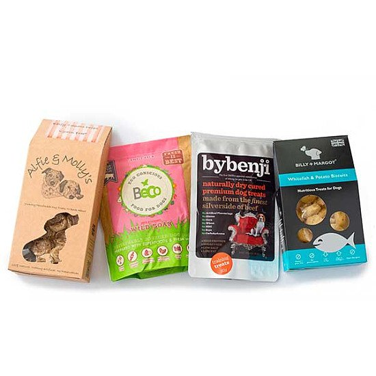 DOG TREAT BAG - £14.50!