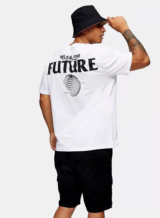 SALE - Future T-Shirt In White!