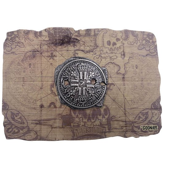 Officially Licensed Goonies Doubloon Limited Edition Replica - Zavvi Exclusive £19.99