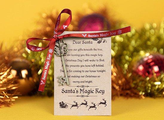 Santa's Magic Key- Now £2.45!