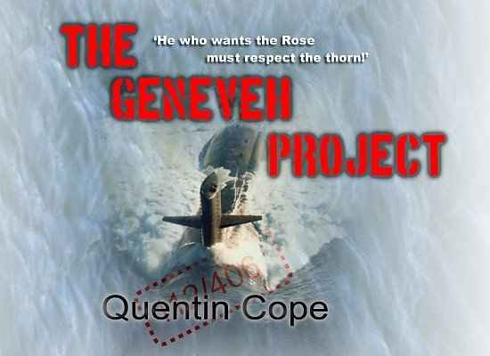 MECURIAN BOOKS – An outstanding novel: 'The Geneveh Project'