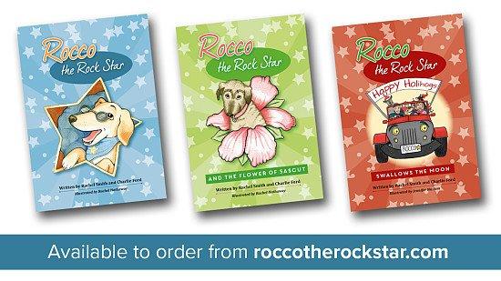 Children's Books - Book Promotion - Dog Rescue
