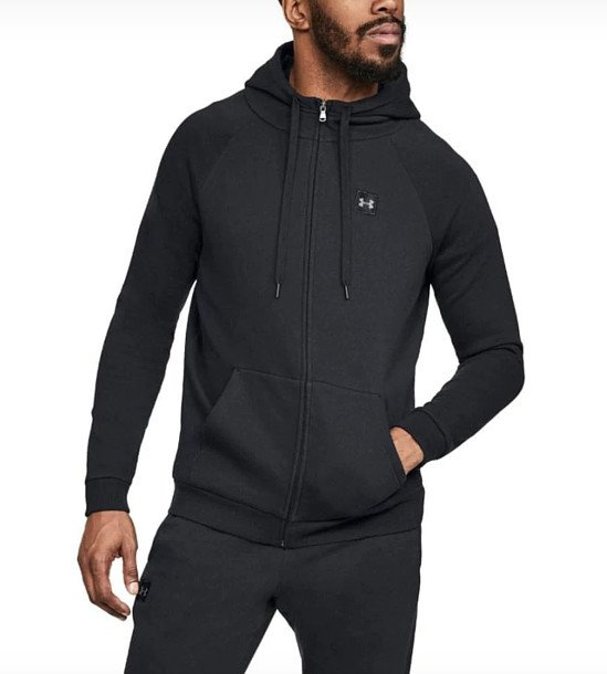 UNDER ARMOUR RIVAL FULL ZIP FLEECE HOODIE - Now Available!