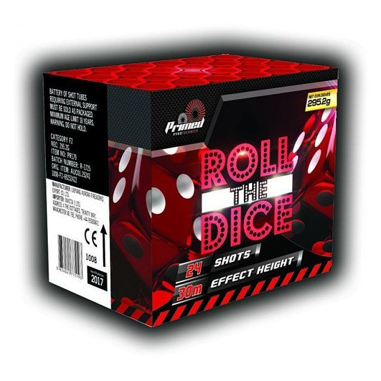 Bonfire Night Deals - Roll The Dice