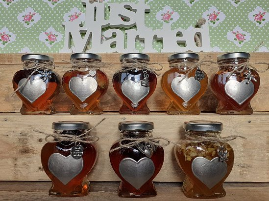 Infused Wedding Favors