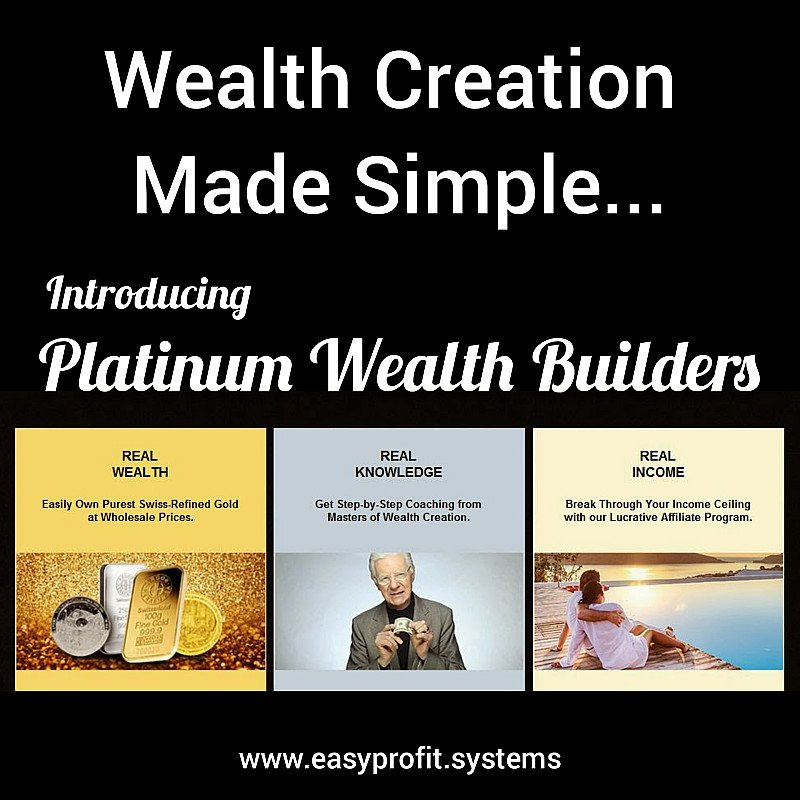 Wealth Creation Made Simple