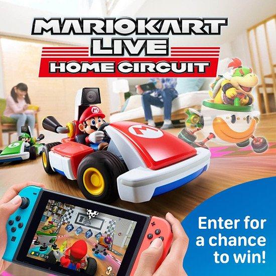 WIN - Mario Kart Live: Home Circuit