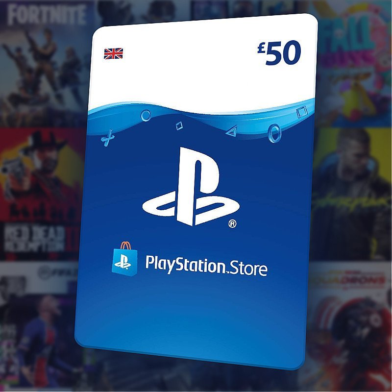 WIN a £50 Playstation Network Gift Card