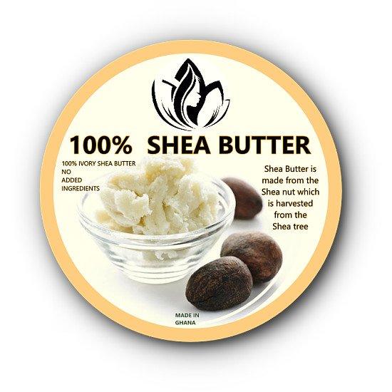 Abyawri Shea Butter 500g
