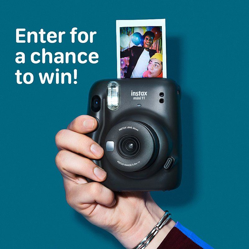 WIN - Instax mini 11 Camera