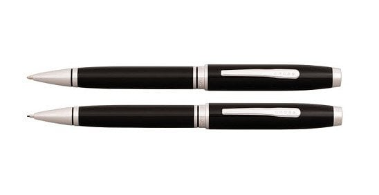 Christmas is coming - Treat them to a Coventry Black Lacquer Pen and Pencil Gift Set!