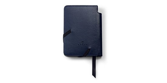 Shop Gifts for £50 or Less from Cross: Cross Small Midnight Blue Journal £12.00!