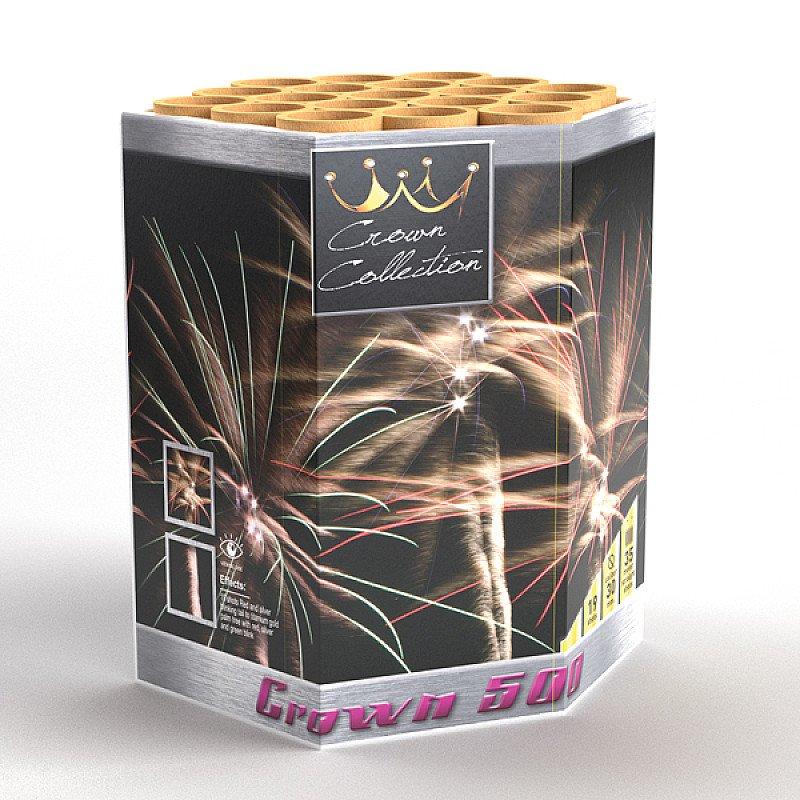 Bonfire Night Deal - Crown 500