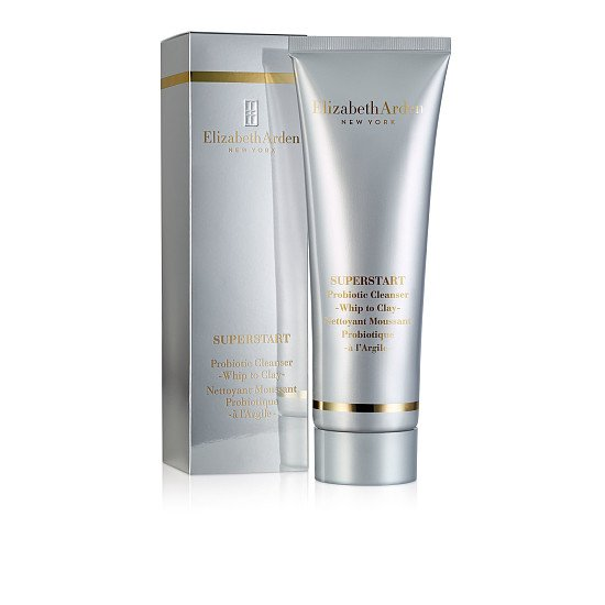 Christmas is coming - SAVE on Elizabeth Arden - Superstart Probiotic Whip to Clay Cleanser (125ml)!