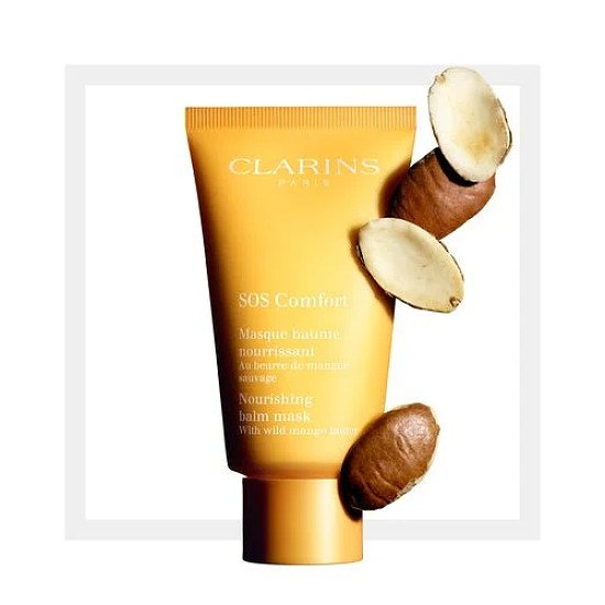 SALE on Clarins - SOS Comfort Face Mask (75ml)!