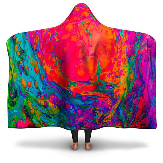 Save 10% on Hooded Blanket Capes
