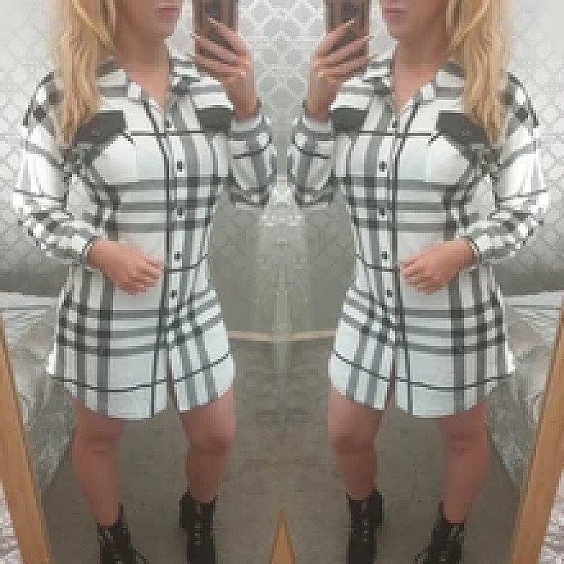 Yasmin Shirt Dress (BB).