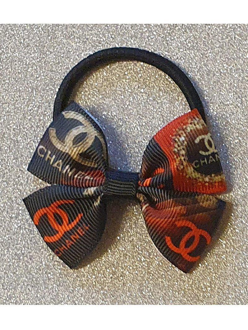 Designer Fashion Mini Hairbow or Headband