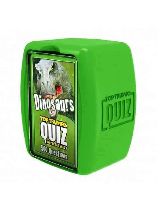 Dinosaurs quiz game
