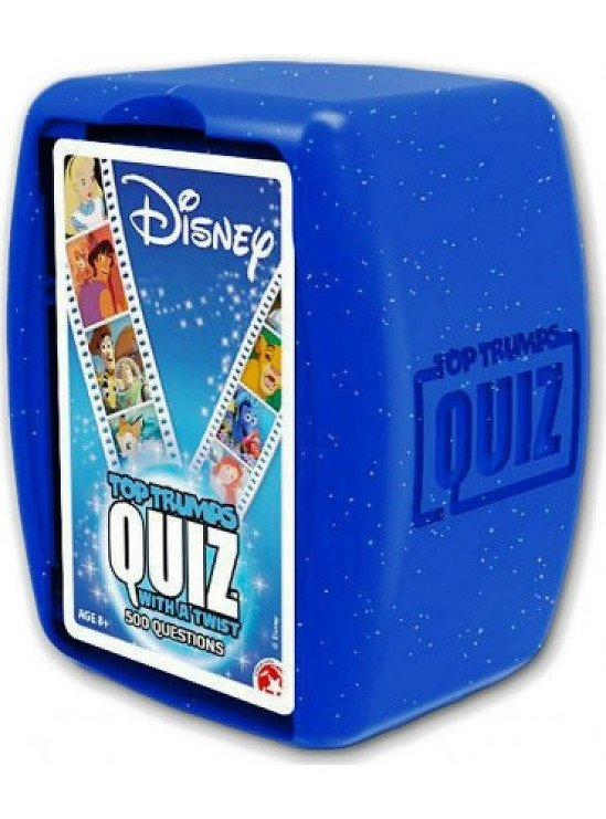 Disney quiz game