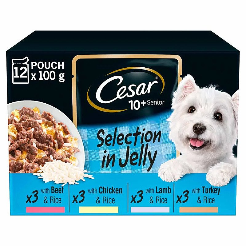 Pets - Up to 25% off selected dog food & treats
