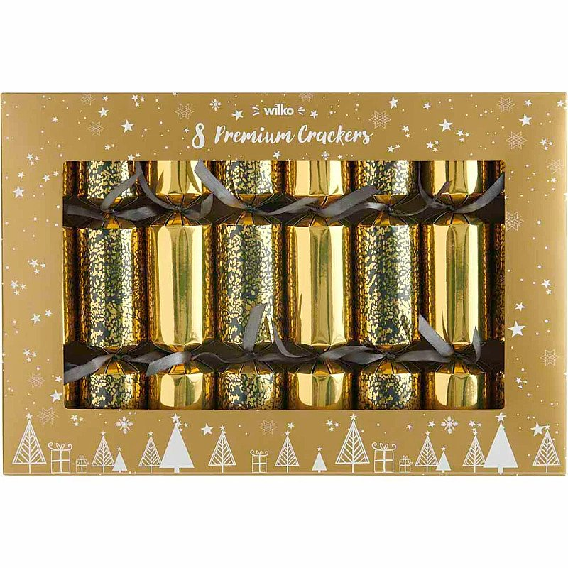 40% OFF Christmas Crackers