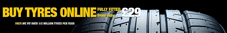 Formula One Autocentres Offer Unbeatable Tyre Prices Online