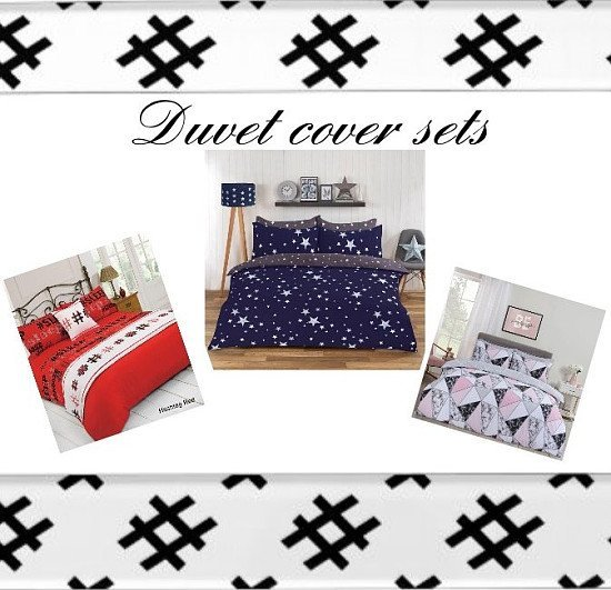 Duvet cover sets
