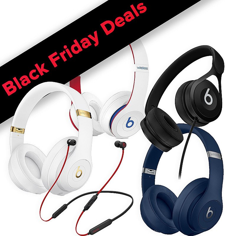 BLACK FRIDAY - Save up to £100 on Beats Headphones!