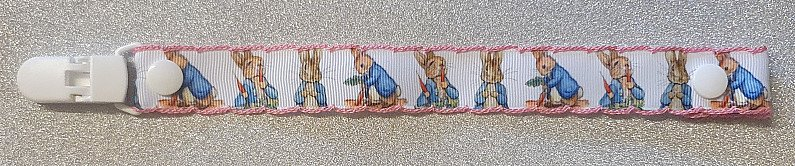 Peter Rabbit Dummyclip