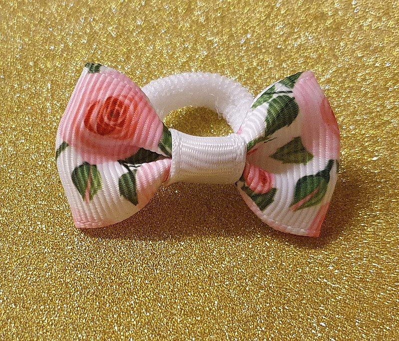 Roses On A Vine Teeny Hairbow or Headband