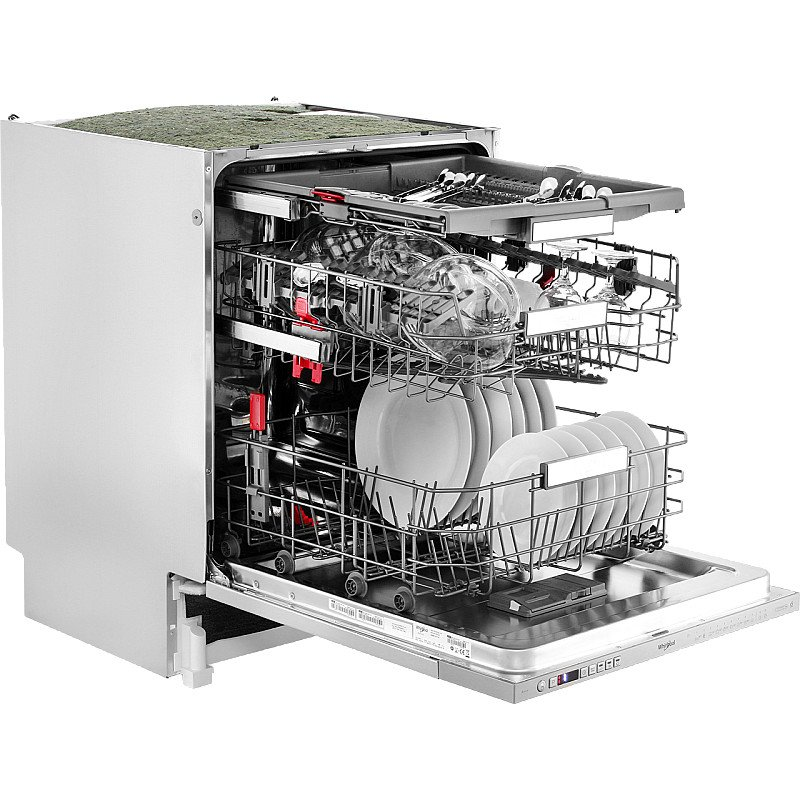 10% off all Whirlpool Built In/Integrated Appliances - Whirlpool Standard Dishwasher!