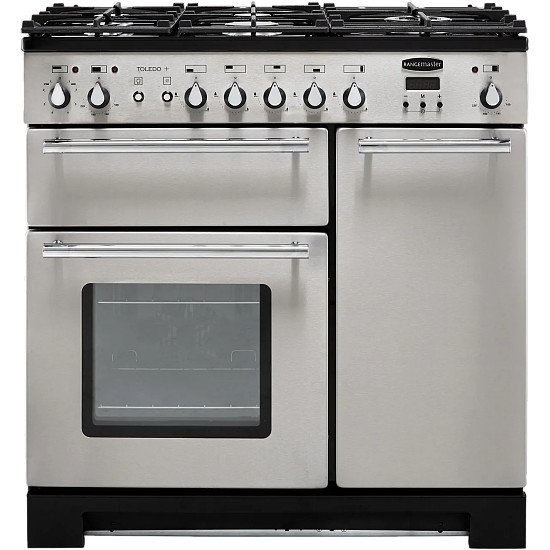 £100 off Toledo+ Range Cookers - Rangemaster Toledo Cooker!