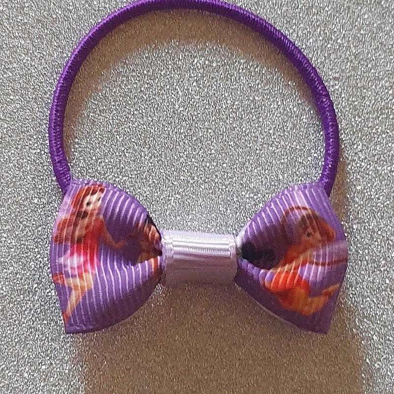 Fairies Teeny Hairbow or Headband