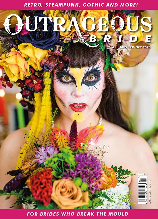 New magazine launched for alternative & themed weddings