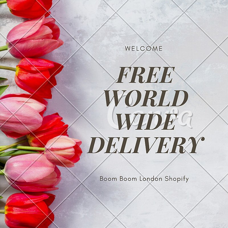 Free World Wide Delivery