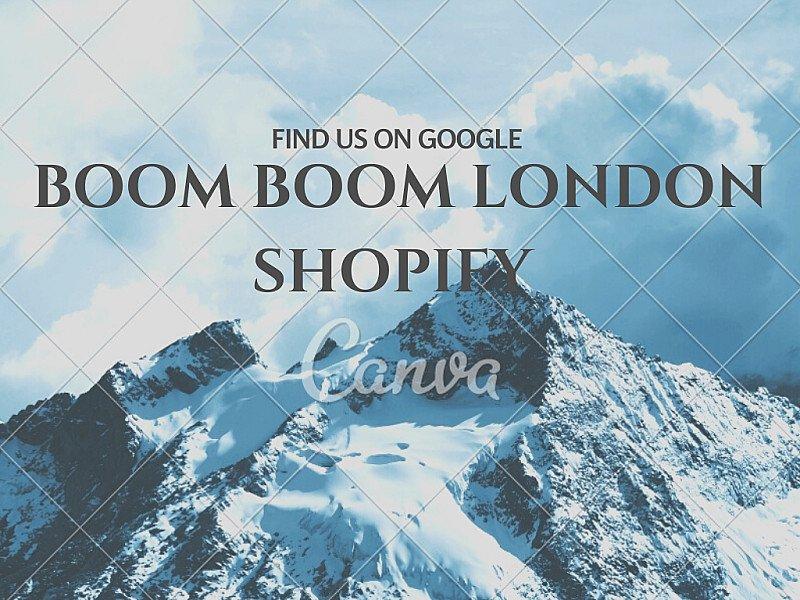 Boom Boom London Shopify