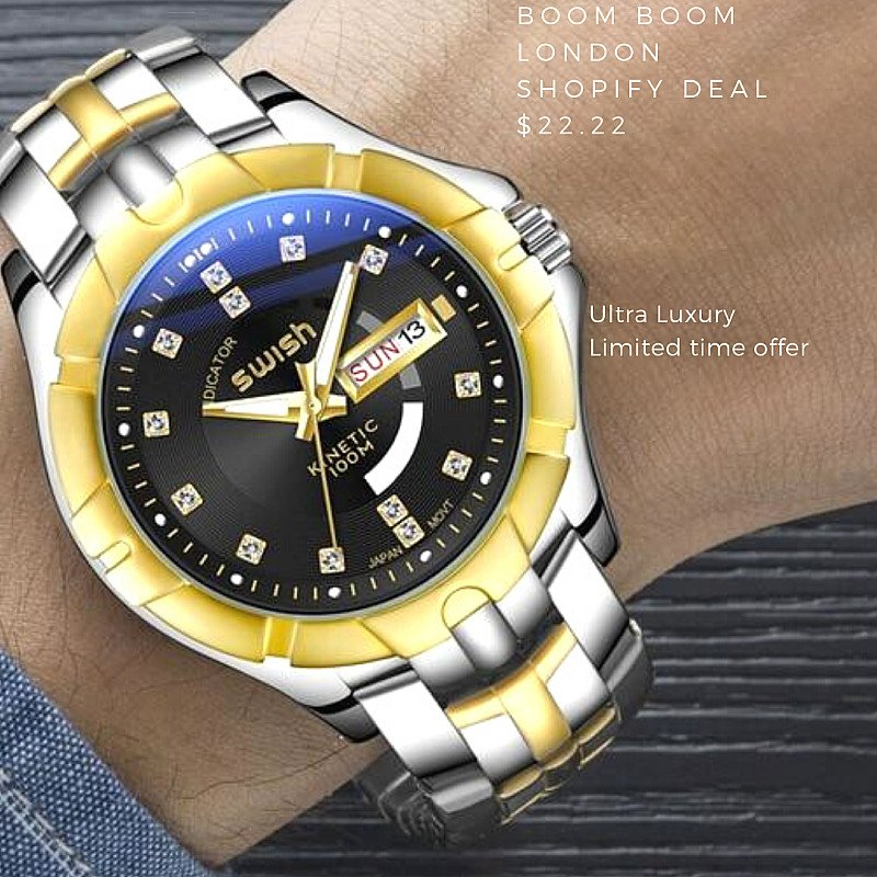 Luxury Watch At Affordable Price