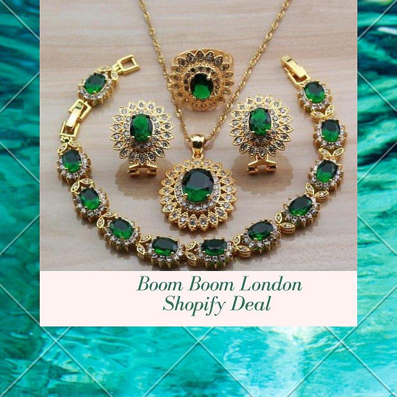 Boom Boom London Shopify Deal