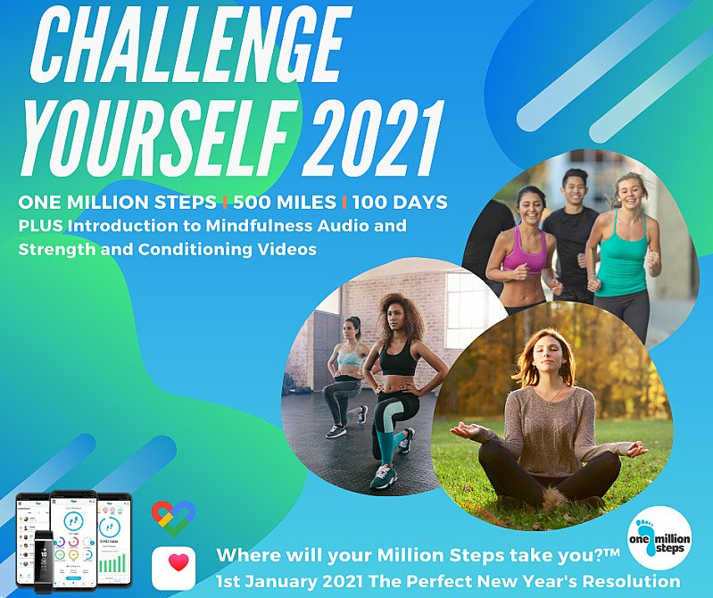 FINAL 48 Hours! CHALLENGE YOURSELF 2021! The Perfect New Year's Resolution Package! Up to 25% off