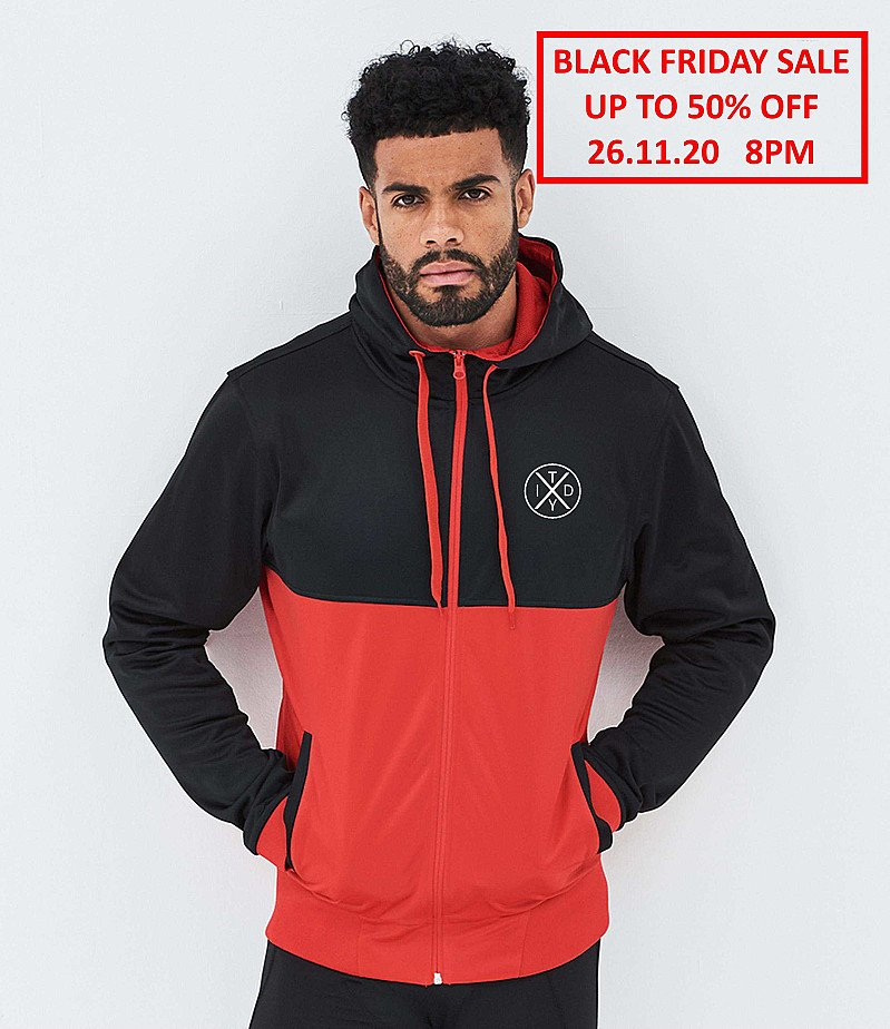 Men's IDTY Project Hoodie || Black Friday Sale Upto 50% off || Free Shipping || Starts 26.11.20 8pm