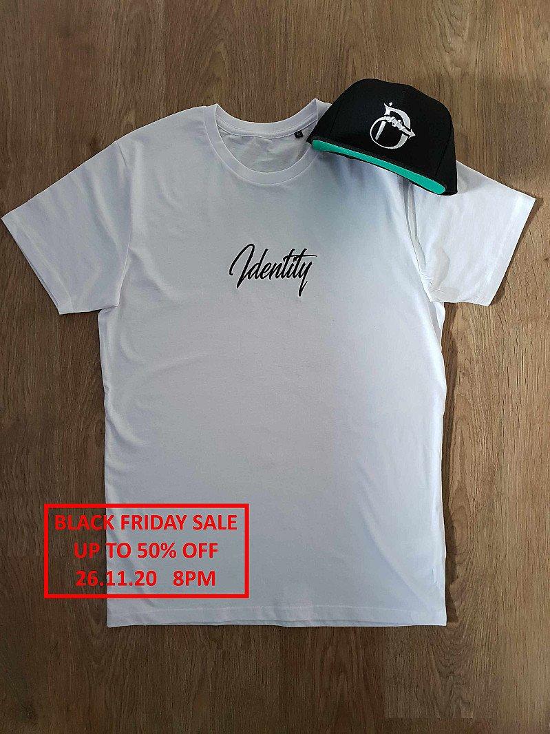 Men's Signature T-Shirt || Black Friday Sale Upto 50% off || Free Shipping || Starts 26.11.20 8pm
