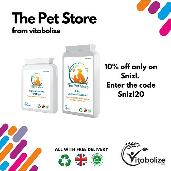 We have just launched our Pet Care Range - Get 10% off