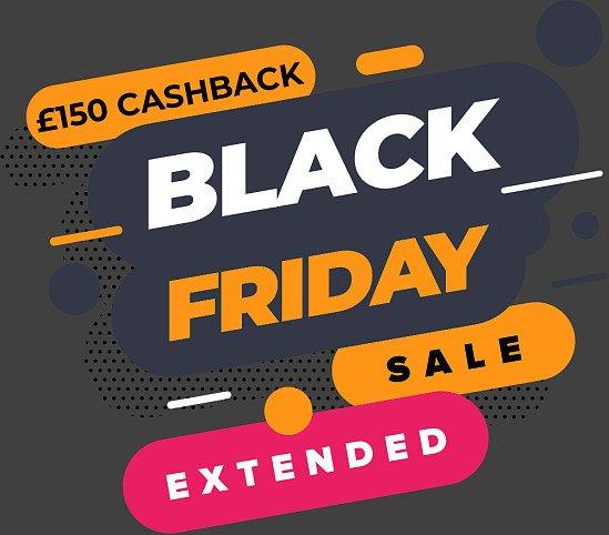 Black Friday Offer Extended!
