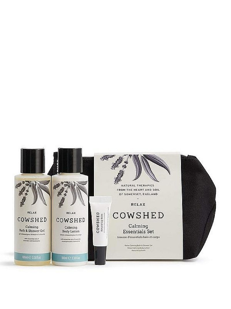 Redeem an additional 20% off all Cowshed products with code COWSHED20