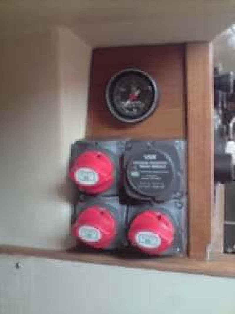 Marine Electrical Inspection and Report