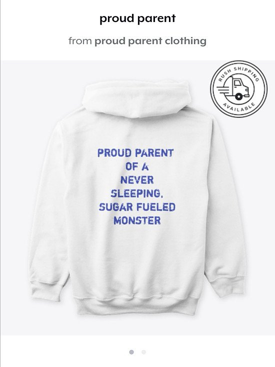 Save 10% on all proud parenting items