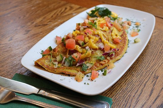 Everything on our American Breakfast menu can be made vegan, veggie or meaty...