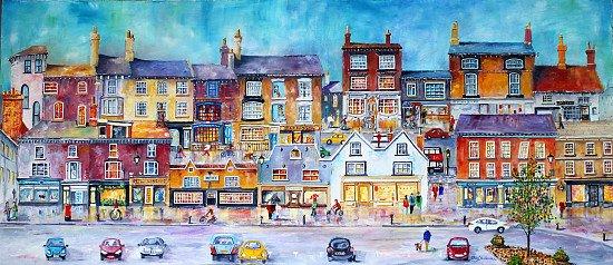 The Market Place Knaresborough
